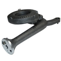 All Points 24-1167 11 1/2 inch Cast Iron Front Burner Assembly