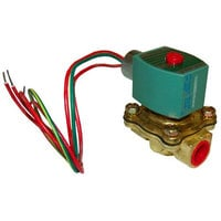 All Points 58-1010 Water Solenoid Valve; 1/2 inch FPT; 120V