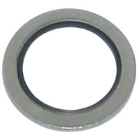 All Points 26-1001 1 1/16 inch Aluminum Dynaseal Washer