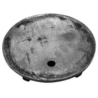 All Points 24-1018 8 7/8 inch Cast Iron Lid