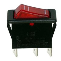 All Points 42-1470 On/Off Lighted Rocker Switch - 12A/250V