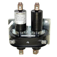 Cleveland 104234 Equivalent 2-Pole Relay; 120V, 50A