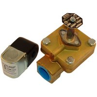 All Points 58-1124 Steam Solenoid Valve; 1 inch FPT; 120/240V