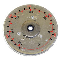 Frymaster 8261458 Equivalent 3 1/4 inch Fryer Dial Plate (280-360)