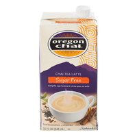 Oregon Chai 32 oz. Sugar Free Original Chai Tea Latte 1:1 Concentrate