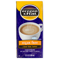 Sugar Free Oregon Chai Tea Latte Concentrate - 32 oz.