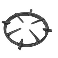 All Points 24-1008 9 3/16 inch Cast Iron Spider Ring Grate