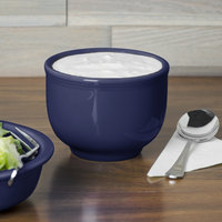 Homer Laughlin 098105 Fiesta Cobalt Blue 18 oz. Jumbo Bowl - 12/Case