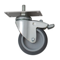 Hatco HDW-CASTER-3 3 inch Swivel Casters - 4/Pack