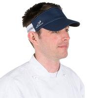 Navy Blue Headsweats 7703-214 CoolMax Chef Visor