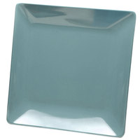 Elite Global Solutions D77SQ Squared Abyss 7 inch Square Melamine Plate - 6/Case