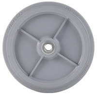 Cambro H06002 10 inch Replacement Wheel for Cambro DCS950, DCS1125, and ADCS Dish Caddies