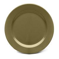 Elite Global Solutions D1175PL Urban Naturals Lizard 11 3/4 inch Round Melamine Plate - 6/Case