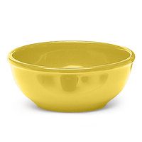 Elite Global Solutions D634B Urban Naturals Olive Oil 28 oz. Melamine Bowl - 6/Case