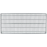 Metro 2454N-DSH Super Erecta Silver Hammertone Wire Shelf - 24 inch x 54 inch