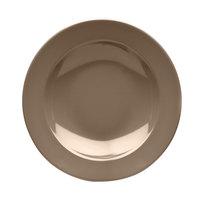 Elite Global Solutions D878PB Urban Naturals Mushroom 12 oz. Melamine Pasta Bowl