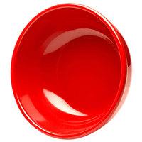Elite Global Solutions D512B Rio Spring Coral 18 oz. Round Melamine Bowl - 6/Case