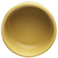 Elite Global Solutions DRAM Urban Naturals Olive Oil 4 oz. Melamine Ramekin - 6/Case