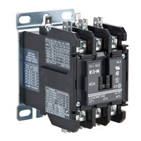Replacement Non-Reversing Contactor - 40A/24V, 3 Pole