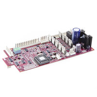 Groen 141082 Replacement Red Steamer Control Board for HyPerSteam and SSB Series