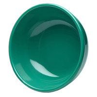 Elite Global Solutions D512B Rio Autumn Green 18 oz. Round Melamine Bowl