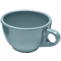 Elite Global Solutions DMC Urban Naturals Abyss 8 oz. Melamine Coffee Cup - 6/Case