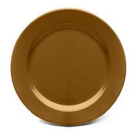 Elite Global Solutions D612PL Urban Naturals Tapenade 6 1/2 inch Round Melamine Plate - 6/Case