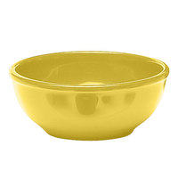 Elite Global Solutions D512B Urban Naturals Olive Oil 18 oz. Melamine Bowl
