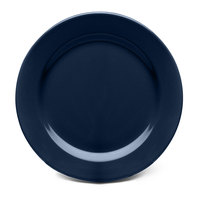 Elite Global Solutions D612PL Urban Naturals Lapis 6 1/2 inch Round Melamine Plate