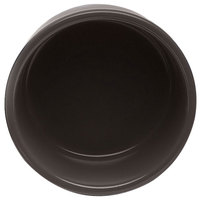 Elite Global Solutions DRAM Urban Naturals Aubergine 4 oz. Melamine Ramekin - 6/Case