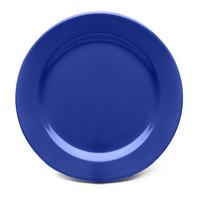 Elite Global Solutions D612PL Rio Winter Purple 6 1/2 inch Round Melamine Plate
