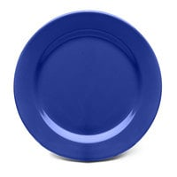 Elite Global Solutions D1175PL Rio Winter Purple 11 3/4 inch Round Melamine Plate - 6/Case