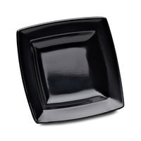 Elite Global Solutions DMP55 Sides Black 5 1/4 inch Square Plate