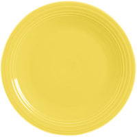 Homer Laughlin 467320 Fiesta Sunflower 11 3/4 inch Chop Plate - 4/Case