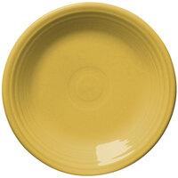 Homer Laughlin 467320 Fiesta Sunflower 11 3/4 inch Chop Plate - 4 / Case
