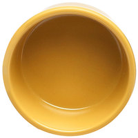 Elite Global Solutions DRAM Rio Yellow 4 oz. Melamine Ramekin - 6/Case