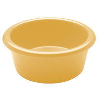 Elite Global Solutions R4SM Rio Yellow 4 oz. Melamine Ramekin - 6/Case
