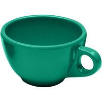 Elite Global Solutions DMC Rio Autumn Green 8 oz. Melamine Coffee Cup