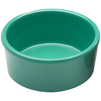 Elite Global Solutions DRAM Rio Autumn Green 4 oz. Melamine Ramekin - 6/Case