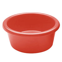 Elite Global Solutions R6SM Rio Spring Coral 6 oz. Melamine Ramekin   - 6/Case