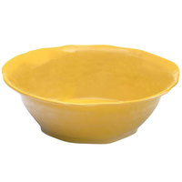 Elite Global Solutions M113BRF Tuscany Yellow 2.5 Qt. Flared Round Bowl