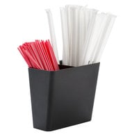 San Jamar L1035 Stir Stick / Straw Caddy for EZ-Chill Garnish Centers
