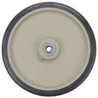 Cambro 41020 10 inch Replacement Easy Wheel for Portable Ice Bins, Dish Caddies, and Combo Carts
