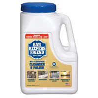 Bar Keepers Friend 10 lb. All Purpose Cleaning Powder - 4/Case