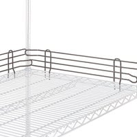 Metro L48N-4-DCH Super Erecta Copper Hammertone Stackable Ledge 48 inch x 4 inch