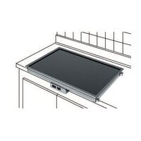 Hatco GRSB-60-O Glo-Ray 31 1/2 inch Built-In Heated Shelf with Recessed Top - 120V, 1750W