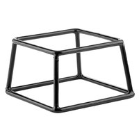 Elite Global Solutions SS764-RC 4 inch Rubber Coated Steel Stand
