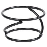 Elite Global Solutions SSDR2 Reversible 2 inch Round Rubber Coated Steel Stand