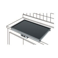Hatco GRSB-60-F Glo-Ray 17 inch Built-In Heated Shelf with Recessed Top - 120V, 950W