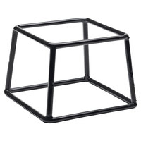 Elite Global Solutions SS765 5 inch Rubber Coated Steel Stand